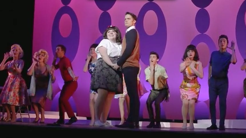 Hot Clip of the Day: Stop & Hear NYU's Hairspray Star Cas...