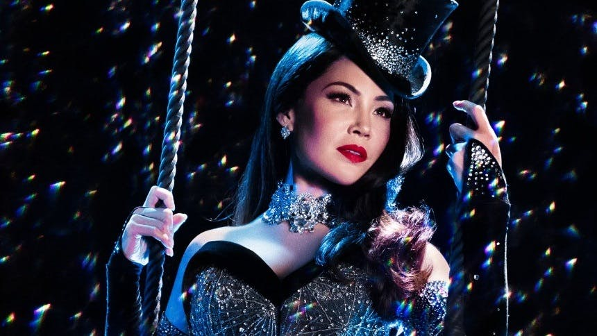 Moulin Rouge's New Satine Natalie Mendoza Has A Sparkling M…