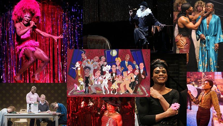 Nathan Lee Graham Shares His Broadway Scrapbook: The View U…