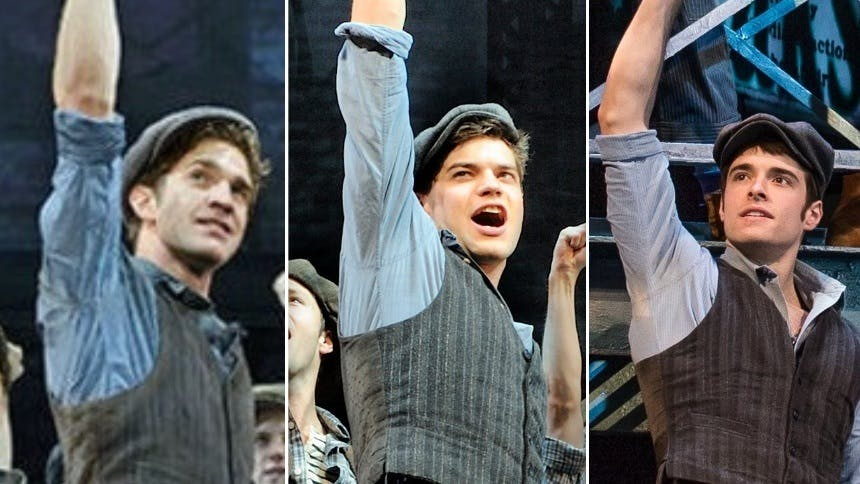Act One Finales: Dreams Come True Listening to Newsies' Ant…