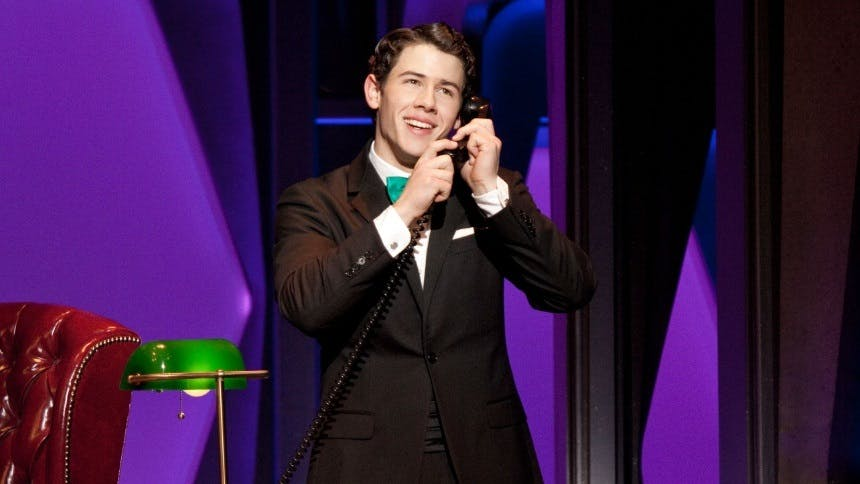 Hot Clip of the Day: How to Succeed Wishing Nick Jonas a Ha…