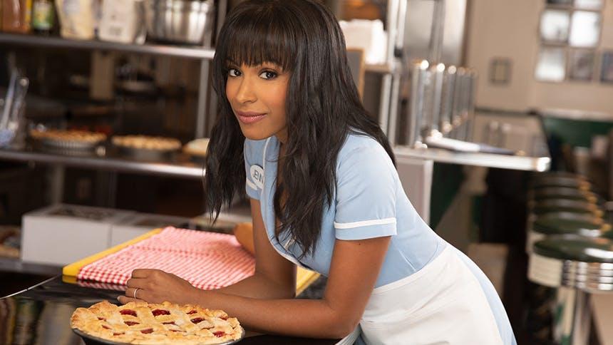 12 Videos of Waitress' New Headliner, Nicolette Robinson, Serving Up