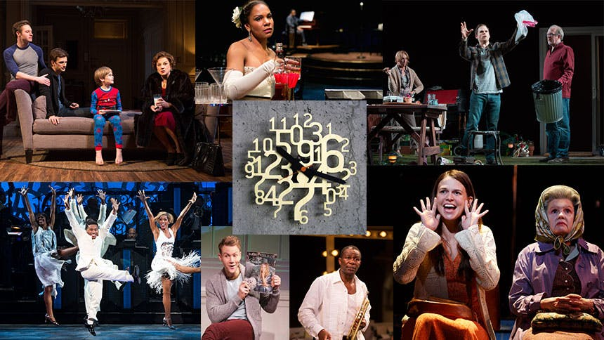 No Time, No Prob! Nine Shows You Can See in 90 Minutes