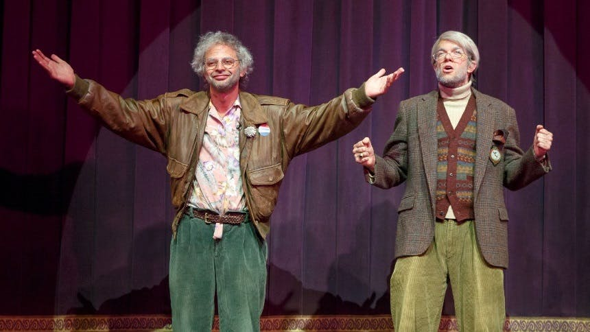 Oh, Hello! 9 Broadway Vets Get Prahnked with Too Much Tuna …