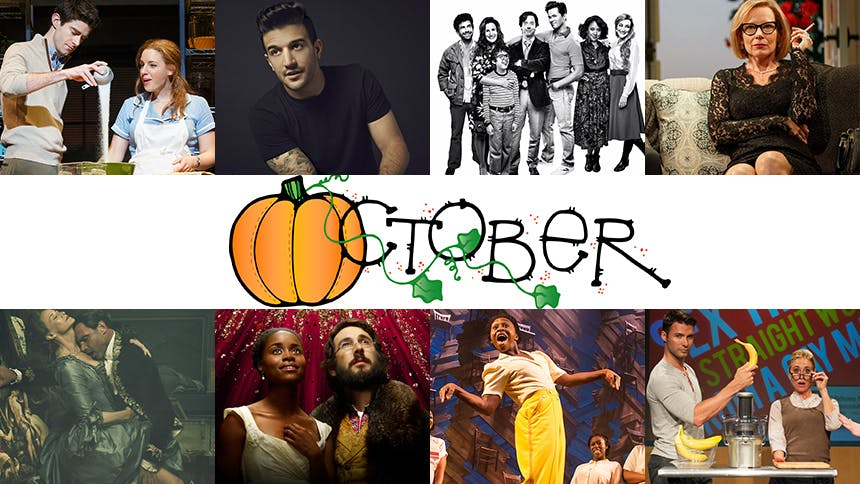 October Editor's Picks: 10 Plays & Musicals to See This Mon…