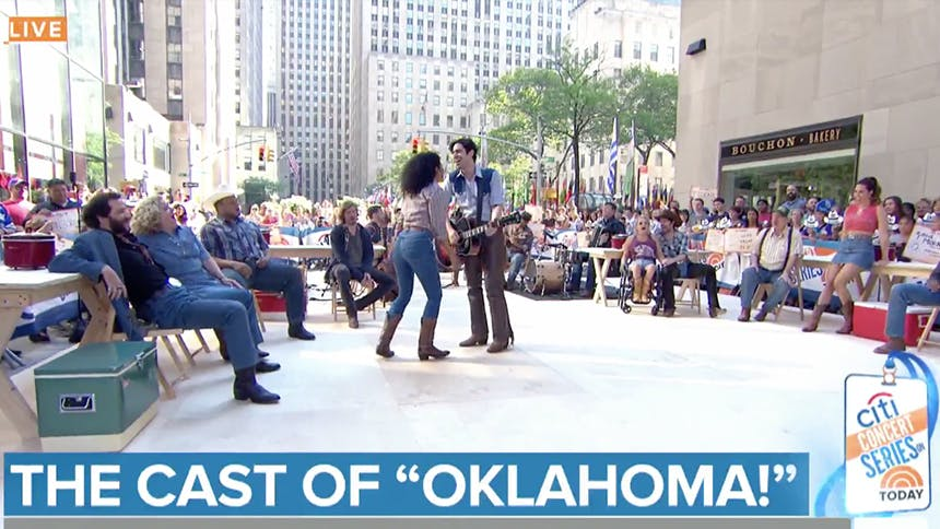 Your Day Isn't Complete Until You've Seen Oklahoma! Perfo...