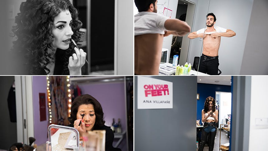 Exclusive Photos! Join the Party Backstage at Broadway's ...