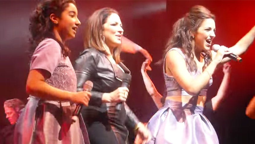 Hot Clip of the Day: On Your Feet's Three Glorias Come To...