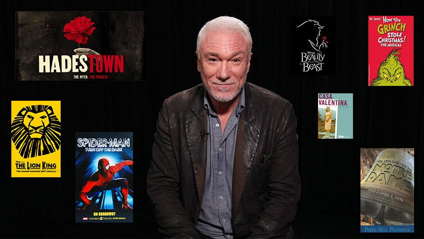 Patrick Page Shares Fascinating Backstage Stories & Hilario…