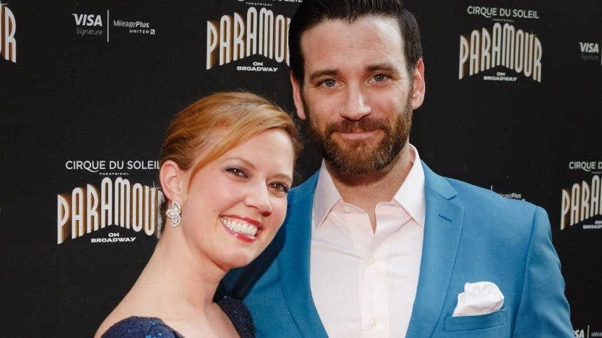 10 Couple Goals Clips of Broadway and TV's Patti Murin and …