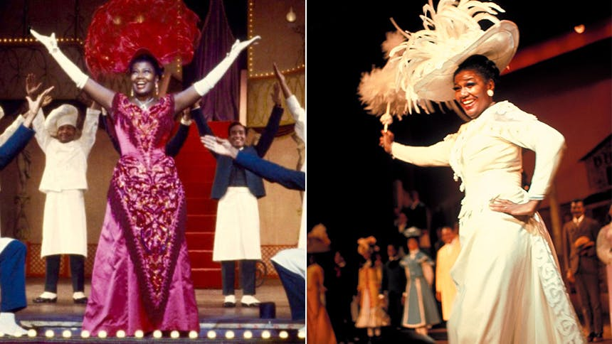 TBT: Pearl Bailey In Her Tony-Winning Turn as Dolly Levi ...