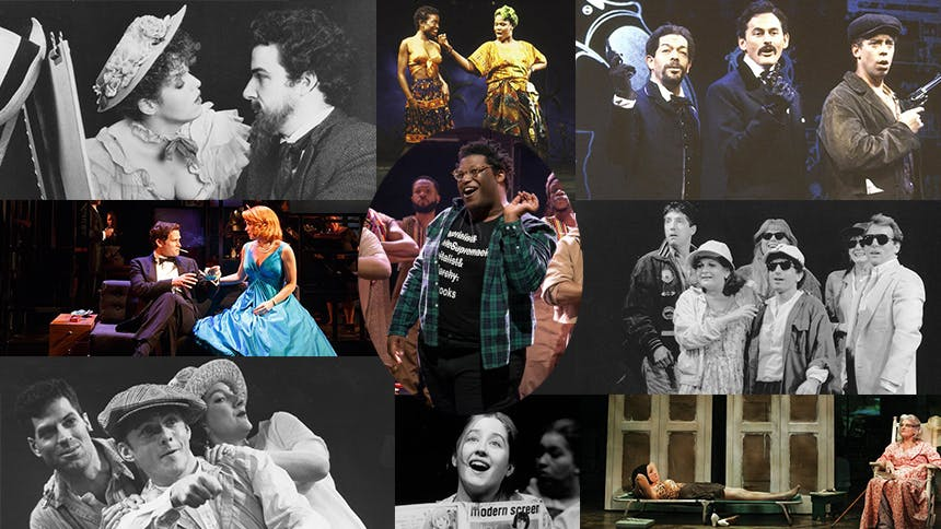 Look Back at a Dozen Beloved & Award-Winning Musicals Tha...