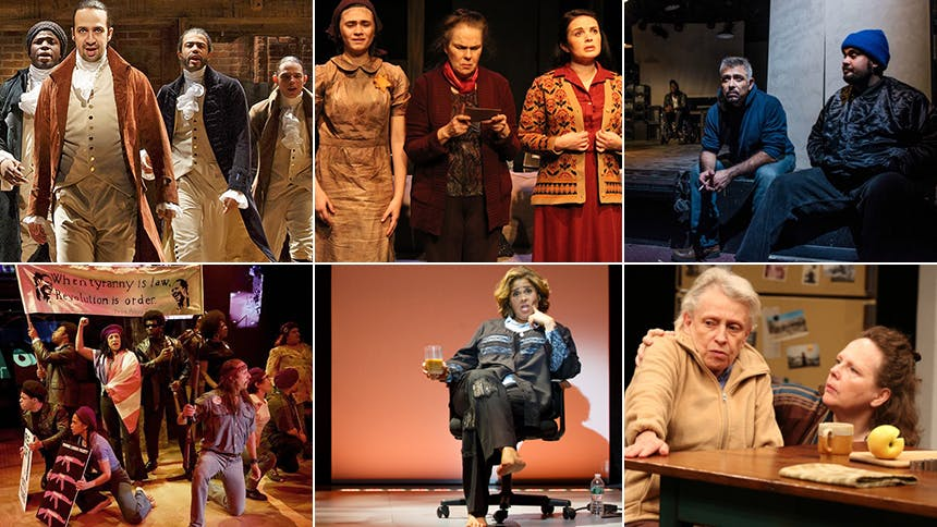 Six Pieces of Political Theatre to See After the Election
