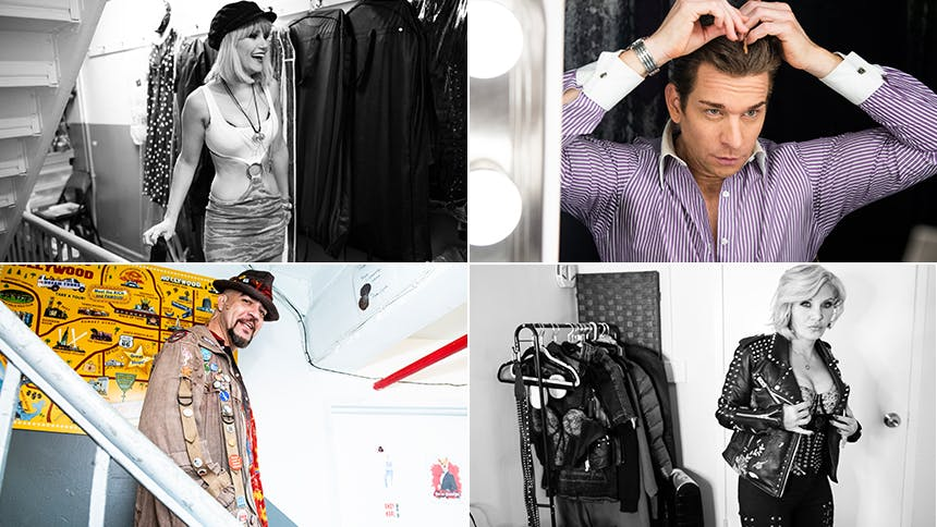 Exclusive Photos: Go Backstage at Broadway's Pretty Woman: The