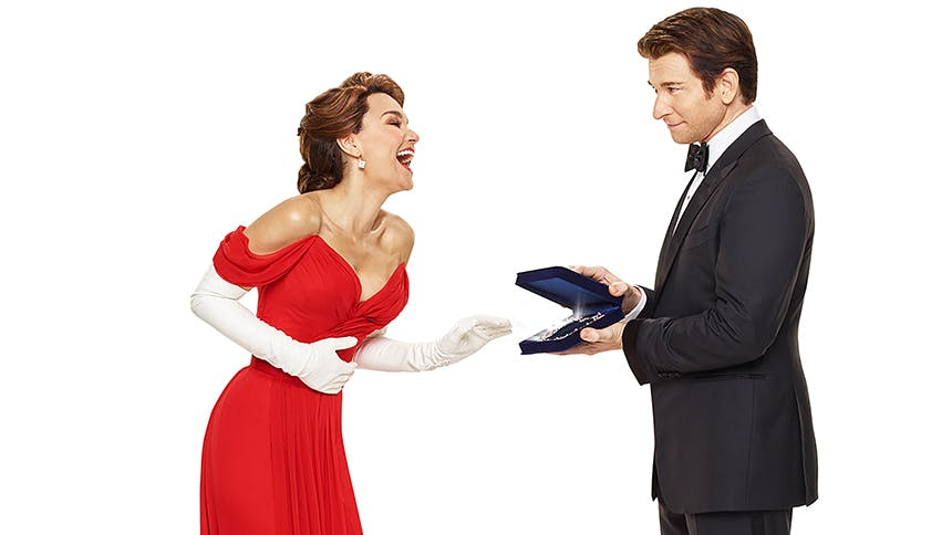 Eight GIFs from Broadway's Pretty Woman That Are Mood