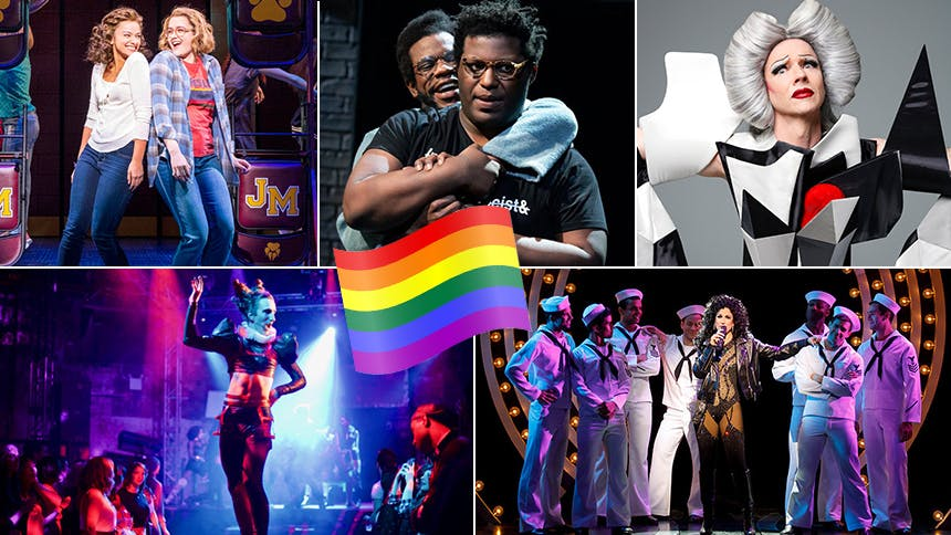 Five Shows Worth Making Time For This World Pride Weekend...
