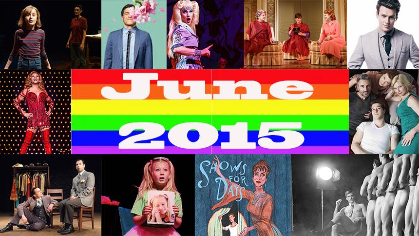 10 LGBT Pride-Centric Plays and Musicals to See in New Yo...