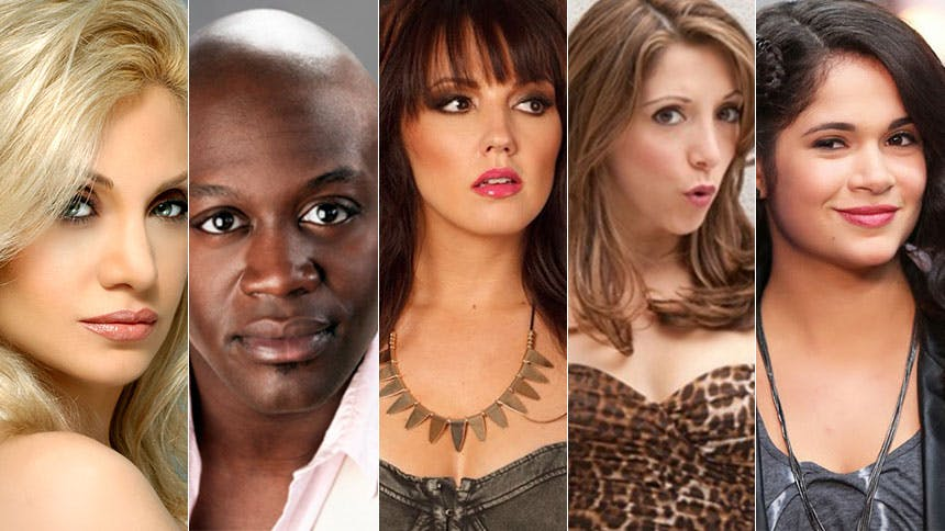 Insane Voices Unite! A YouTube Roundup of Artists Perform...