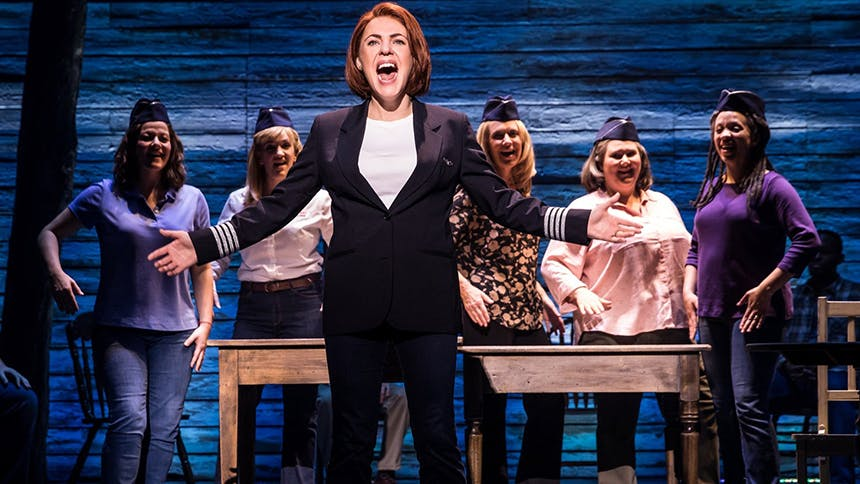 Rachel Tucker is Coming to Broadway's Come From Away & We...