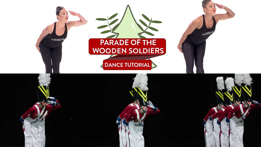 Watch as The Rockettes Teach You the Iconic Choreography ...