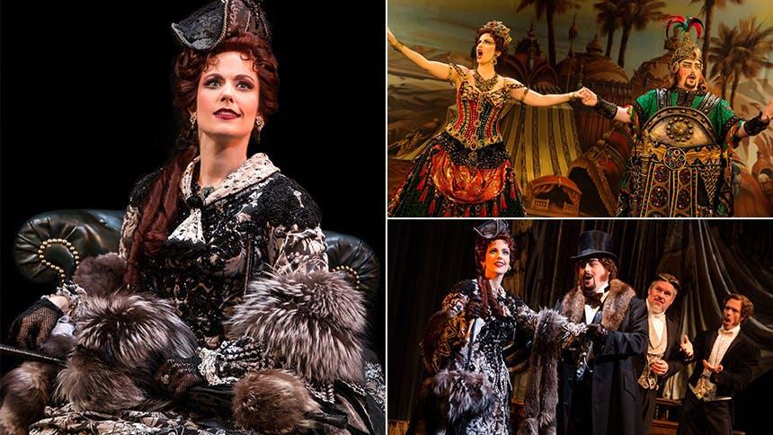 The Phantom of the Opera Star Raquel Suarez Groen Takes O...