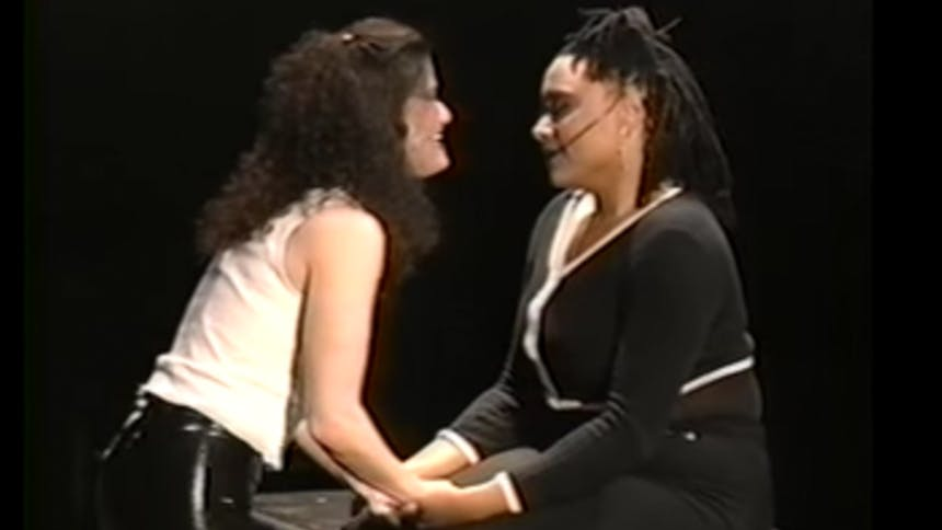Hot Clip of the Day: Early Performance of Idina Menzel & Fr…