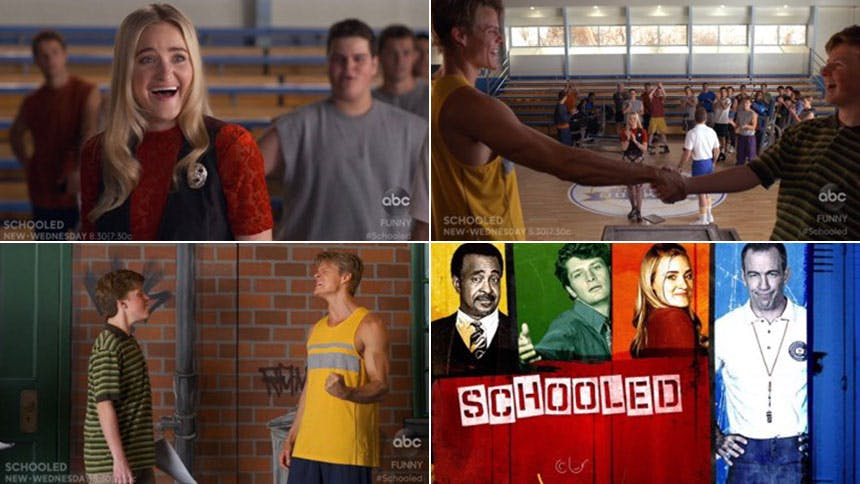Rent Take Two! Watch Schooled (The Goldbergs Spin-Off) Pe...
