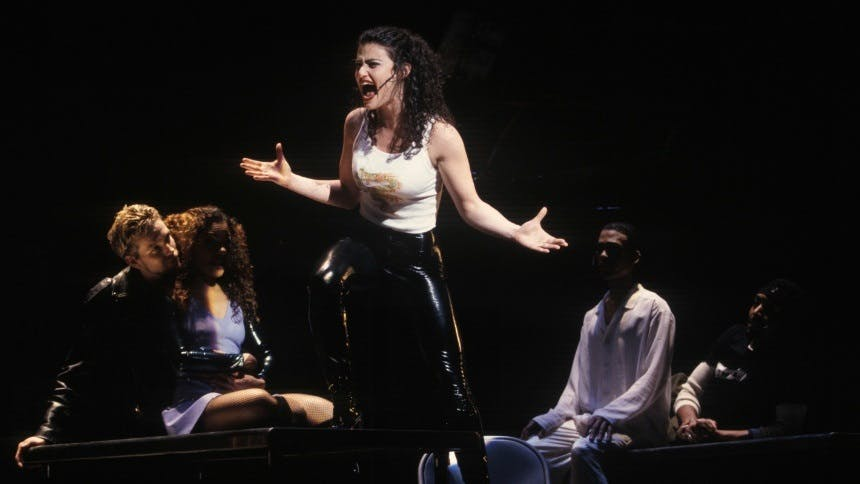 Measure In Love A - Z! Celebrating 25 Years of Musical Thea…
