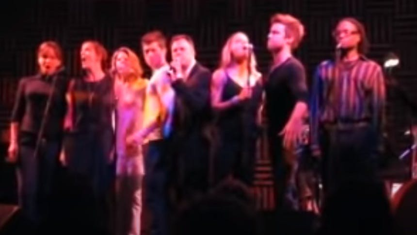 Hot Clip of the Day: Mama Mia! An Aaron Tveit & Gavin Creel…