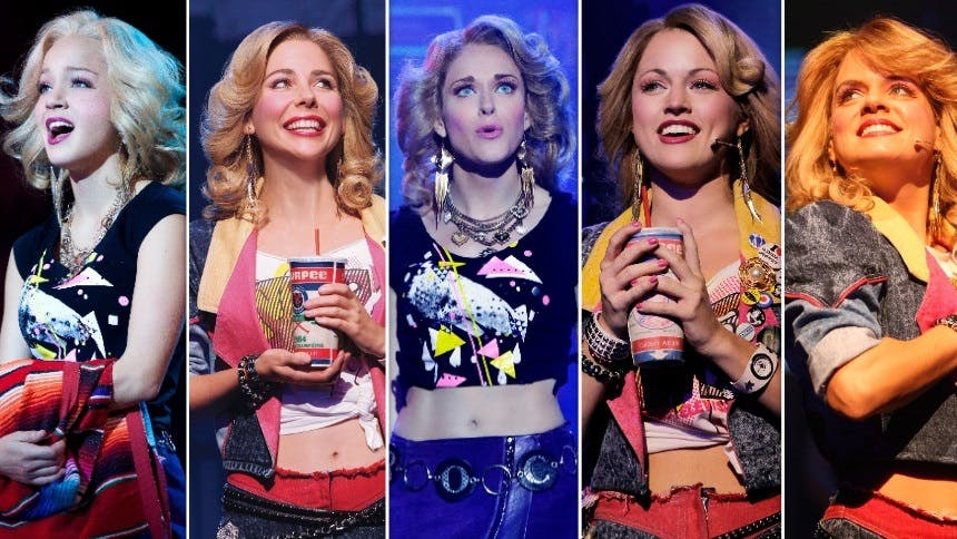 Oh Sherrie! 10 Clips of Broadway's Outstanding Rock Of Ages…