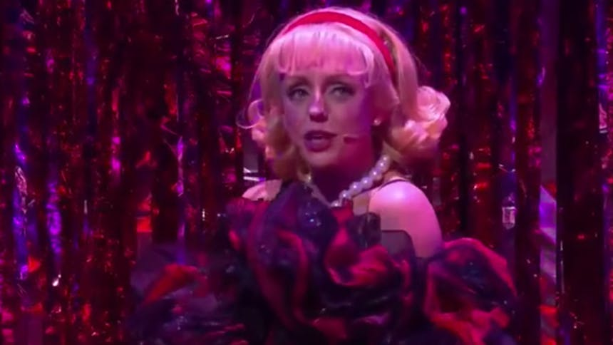 "Hot Clip of the Day: Rocky Horror UK Performs ""Rose Tint ..."