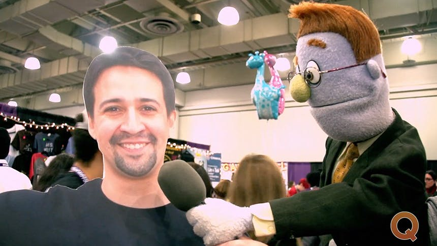 Exclusive! What Happens When Rod,  Avenue Q's Ultimate Br...