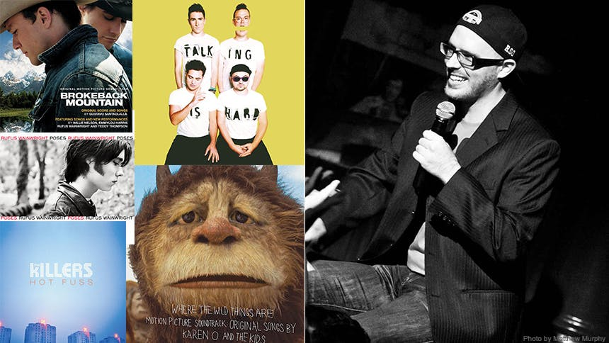 Composer-Lyricist Ryan Scott Oliver Sounds Off on the Five …