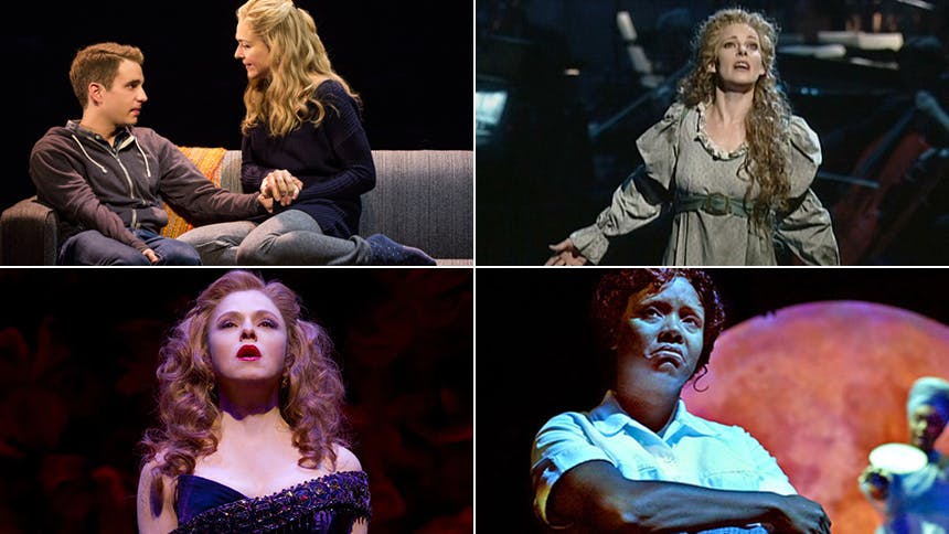 Friday Playlist: Sad Songs, a Broadway Showtune Cryfest
