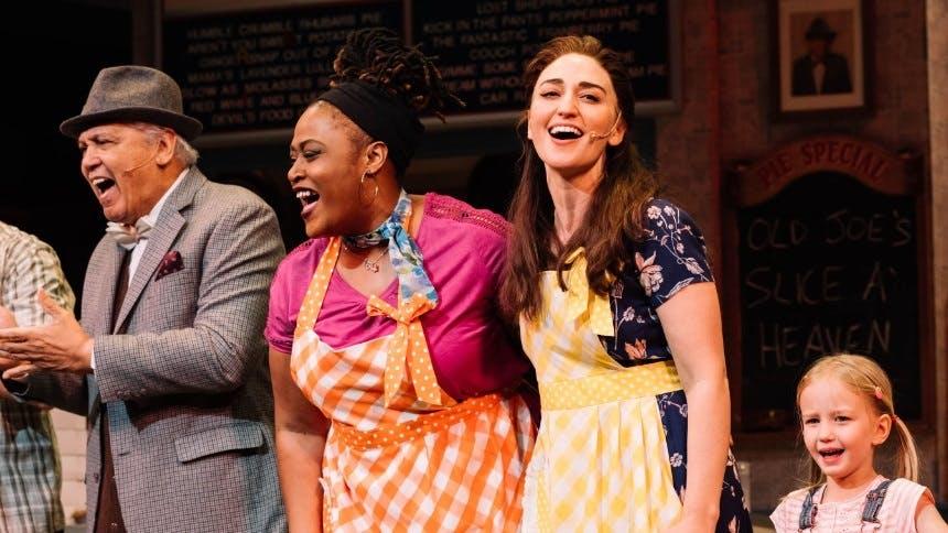 10 Sweet Sara Bareilles Waitress Performances That Matter T…