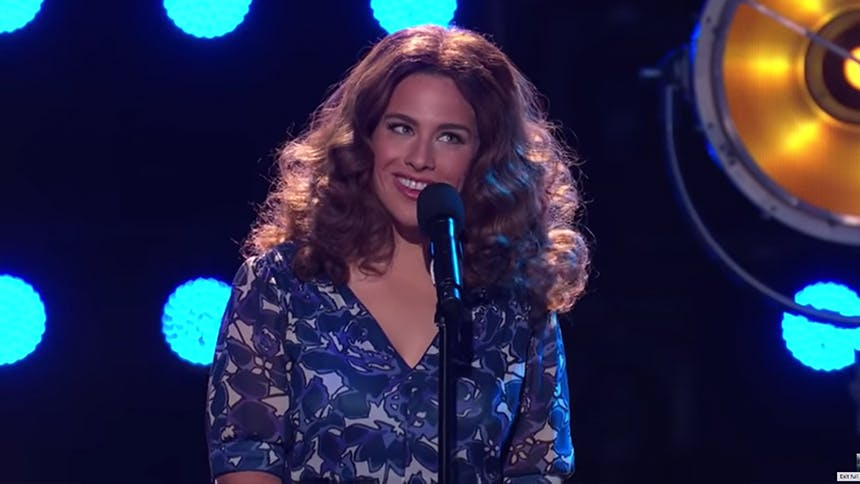 Watch Broadway's New Carole King, Sarah Bockel, Performing …