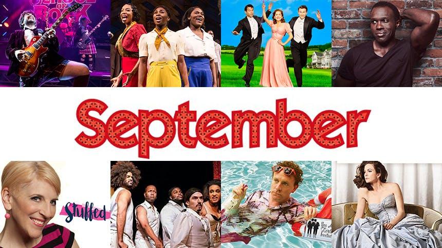 September Editor's Picks: 10 Plays, Musicals, & Concerts ...