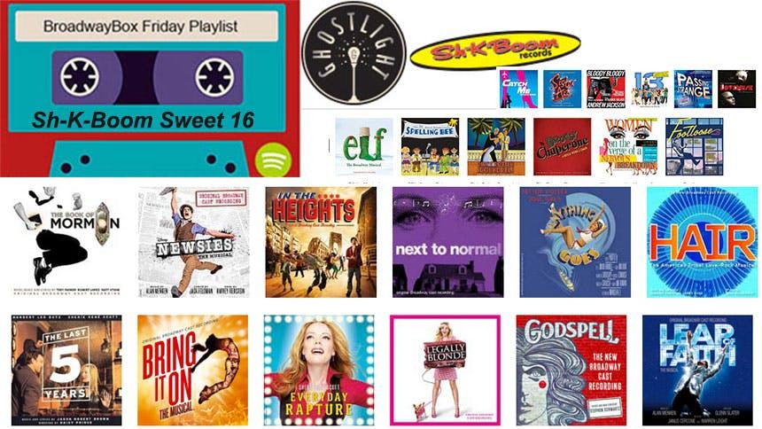 Friday Playlist: Sh-K-Boom Records Sweet 16 Playlist—An E...
