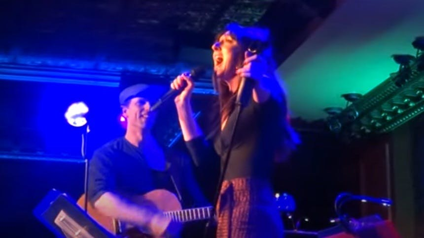 """Hot Clip of the Day: In The """"Shallow"""" with Carmen Cusack an…"""