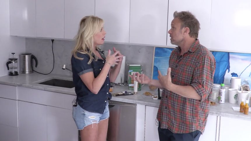Watch Sherie Rene Scott & Norbert Leo Butz As They Dive I...