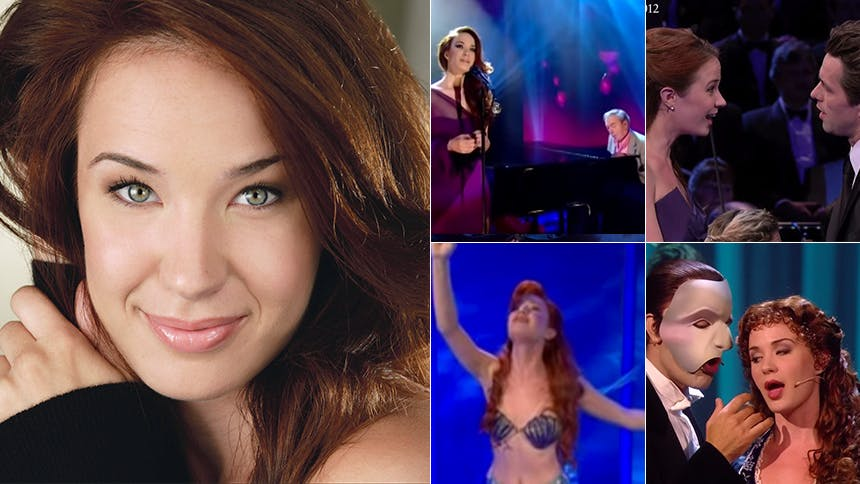 School of Rock Star Sierra Boggess Reacts to Six YouTube ...