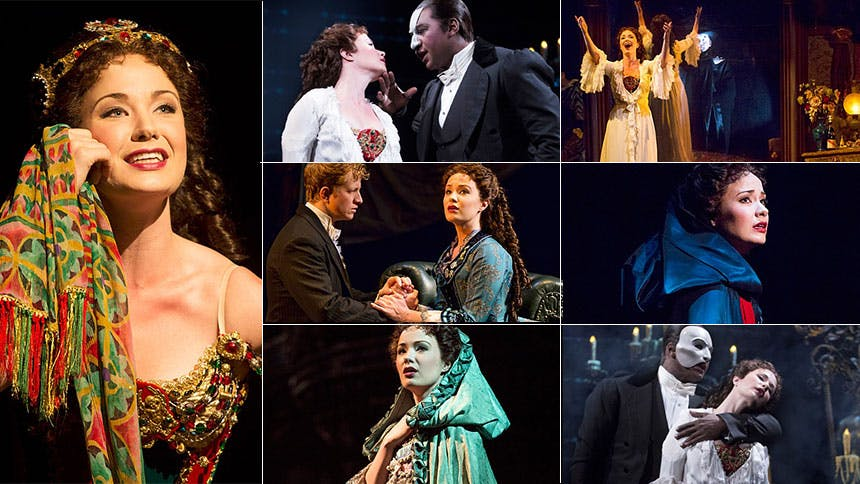 Five Reasons You Shouldn't Risk Missing Sierra Boggess' Fin…