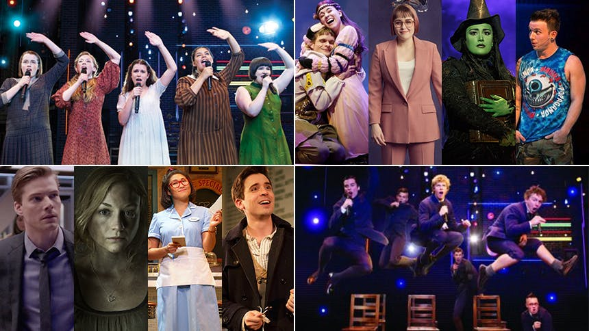 Where Are They Now? Spring Awakening The New Class Stars