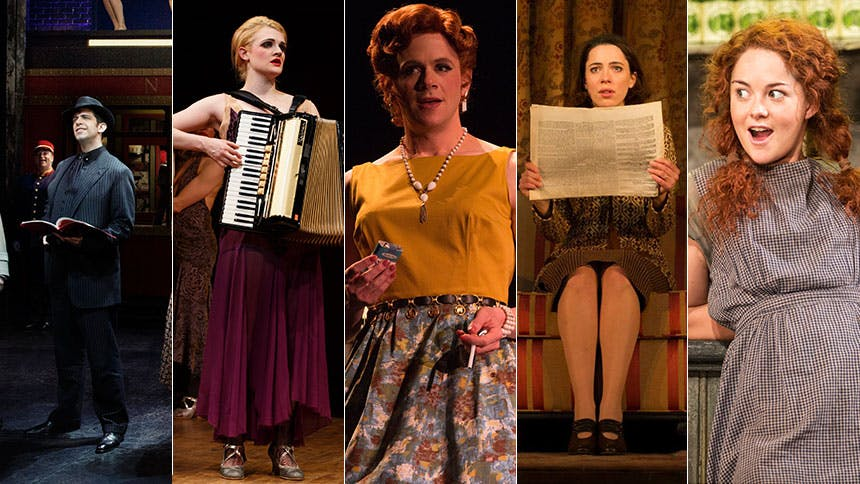 Spring Breakout! Five Phenomenal Performances From Broadway…