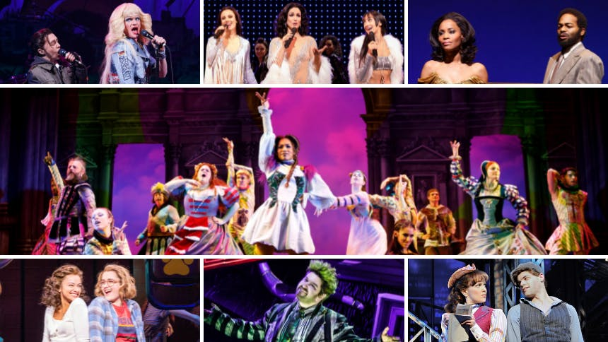 Broadway Cast Reunions Galore! Celebrating Stars In The Hou…