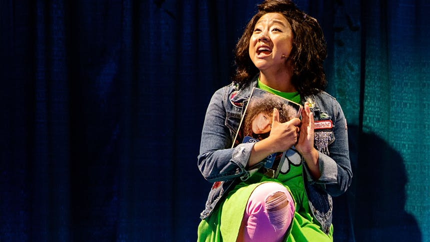 Stephanie Hsu Takes on Seven Questions About Be More Chil...