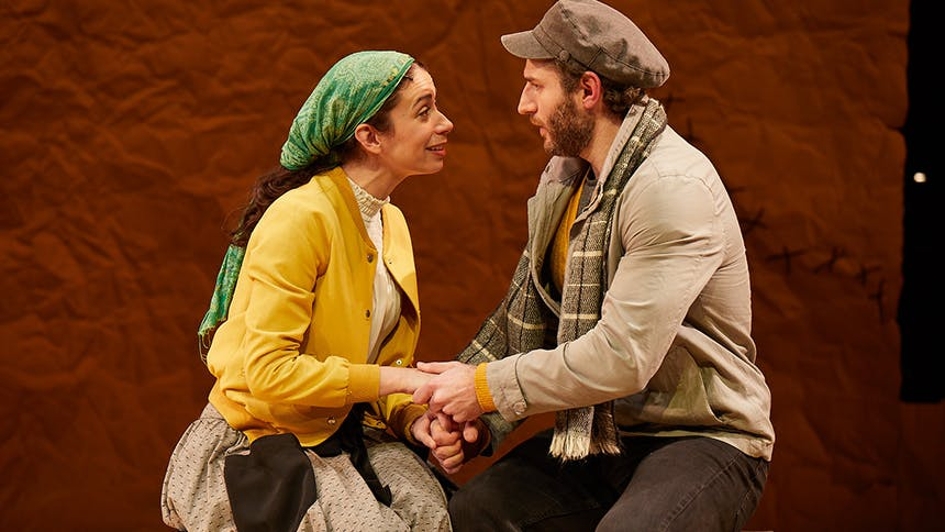 Fiddler on the Roof Duo Stephanie Lynne Mason and Drew Se...