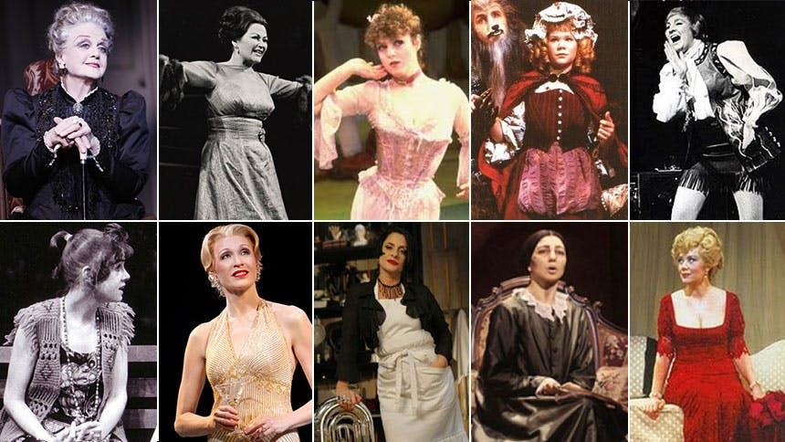 Friday Playlist: The Ladies of Sondheim