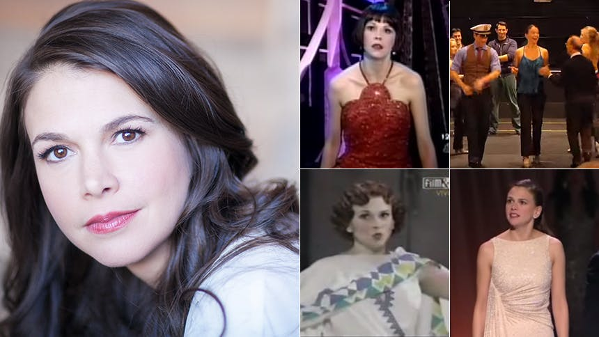 Tony Winner Sutton Foster Reacts to Six YouTube Videos Fr...