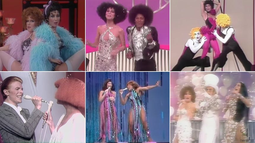 10 Classic Musical Performances from TV's The Cher Show T...